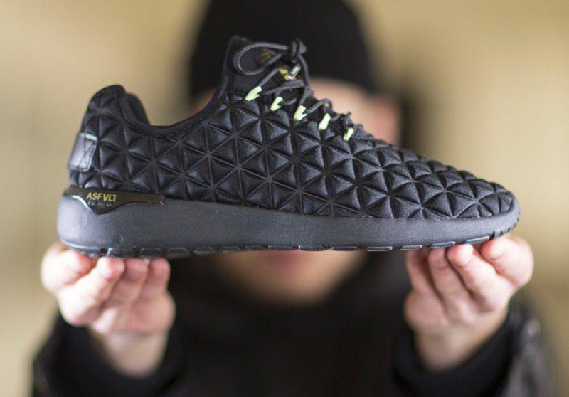 Asfvlt skor – GSL varumärkesförvaltare